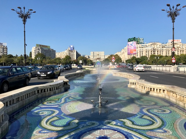 bukarest_fountain